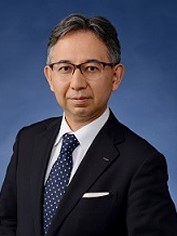 President and CEO Motonobu Isoya